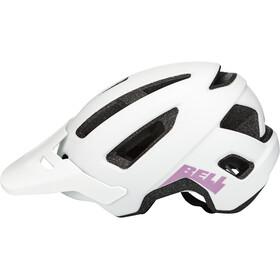 Bell Nomad Casco Donna, matte white/purple